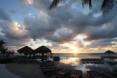 SONY NEX5 (Nigel Otter) Tags: marriott sunrise jw mexico hotel sony january mexican cancun sunup 2014 nex5