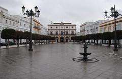 Plaza de España. Medina Sidonia