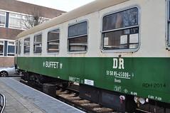 """""""Gare du DR"""" (GVB813) Tags: deutschland restaurant rotterdam dr db buffet deutschebahn zuidholland restauratie mitropa rijtuig deutschereichsbahn rijtuigen zomerhofstraat"""
