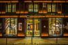 Maison fondée en 1849 (Explore) (RVBO) Tags: paris magasin couleurs nuit devanture