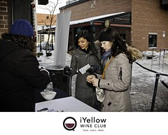 iceWine@libertyvillage-02-08-2014-8491 (iYellow Wine Club) Tags: toronto ontario feb8 2014 libertyvillage icewinefest