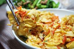 Home Cooked Meal (Pumpkin Chief) Tags: food asian yummy dish egg taiwan homecooking homecookedmeal 家常菜 自己煮 小實驗 sonynex3n nex拍拍樂 蘿蔔蛋