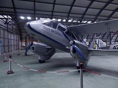 """Museo del Aire - de Havilland DH-89 """"Dragon Rapide"""" (damargo1983) Tags: hangar marruecos avión franco transporte aviones guerracivilespañola dehavilland guerracivil hélice cuatrovientos dragonrapide aeronáutica museodelaire dh89 olleyairservice olleyservice"""