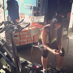 Ready for a #sweaty #workout #spinning #cardio #strong #hermosa #toned #burn (Studio Pulse) Tags: birthday christmas people holiday bike bicycle kids square cycling xpro cyclist exercise lofi sierra sweaty ii squareformat spinning happybirthday excellent format colgate rise pulse workout fitness toned southbay redondo hermosa pista funtimes hermosabeach app cardio roadbike classes sierramadre amaro earlybird spyoptic wotr livebetter clubride needit spyoptics mapmyride photoadd ridehard ccride iphoneography instagram instagramapp uploaded:by=instagram foursquare:venue=4df4dd00c65bf55ee53079b7 cctyo cycledepro thisisourgym fearlessracing spyopticuk festivalpanamericano
