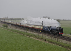 60163 Colton 12-04-14 (prof@worthvalley) Tags: uk railroad all transport railway steam locomotive a1 tornado types 60163