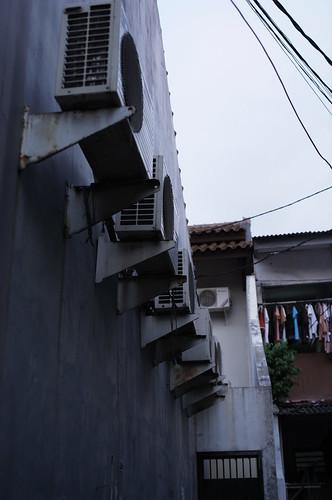 airconditioner outdoorunit