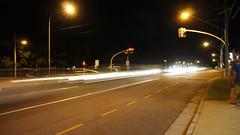 Light Speeeed! / Gold Coast / Australia (haphopper) Tags: lighting street travel light car night speed slow fast australia transportation qld queensland shutterspeed goldcoast 2014  ool