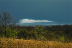 From One State Park to Another (Madison Guy) Tags: statepark park rain wisconsin clouds wi bluemounds governordodge