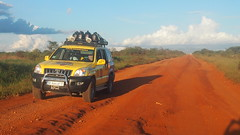 ON TRACK TSAVO NATIONAL PARK
