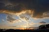 20150206_006_2 (まさちゃん) Tags: 夕陽 雲 空 富士山 夕焼け 茜色 夕焼け空