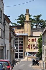 2013 Frankrijk 0386 Bagnols-sur-Cze (porochelt) Tags: cinema france eu cine artdeco frankrijk gard bioscoop languedocroussillon bagnolssurcze