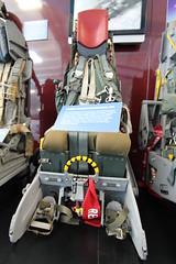 """Lockheed F-104 """"Starfighter"""" Ejection Seat (2wiice) Tags: seat lockheed ejection ejectionseat f104 starfighter lockheedf104starfighter f104starfighter lockheedf104 lockheedstarfighter"""