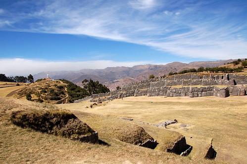 "Peru - Cusco - inkaska twierdza Sacsayhuaman <a style=""margin-left:10px; font-size:0.8em;"" href=""http://www.flickr.com/photos/125852101@N02/16540233942/"" target=""_blank"">@flickr</a>"