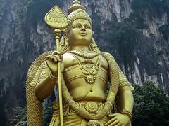 (Kourni Tinoco) Tags: art temple asia malaysia kualalumpur kt murugan 2014 malasia kournitinoco  muruganstatue srimahamariammantempledhevasthanam