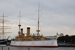 USS Olympia (hansntareen) Tags: cruiser ussolympia