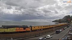 18_05_2016 (1) Colas Rail 37219 (emmettwells) Tags: dawlish networkrail