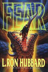 Novel-L-Ron-Hubbard-FEAR (Count_Strad) Tags: art book fantasy cover novel