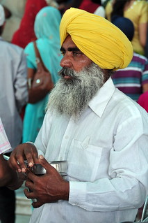 India - Punjab - Amritsar - Golden Temple - Sikh - 264