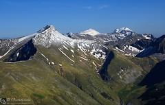 L'elegante Pizzo Berro e il gruppo del Vettore (EmozionInUnClick - l'Avventuriero's photos) Tags: panorama montagna sibillini valdipanico pizzoberro