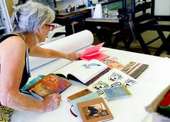 052416_CampusLife-JW-0008 (tamuccmarcom) Tags: printmaking bookbinding centerofarts