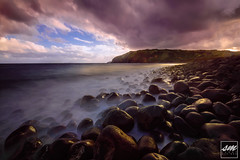 Boulders of Valugan (Sunny Merindo | Photography) Tags: ocean travel sunset sea sky nature water clouds island rocks waves pacific outdoor philippines boulders pinas batanes smerindo sunnymerindo itsmorefuninthephilippines sunnymerindoimages