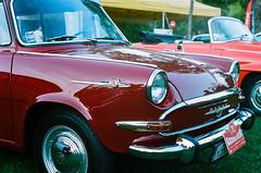 Skoda (Iain Compton) Tags: car classiccar filmphotography kiev10 cassoviaclassic