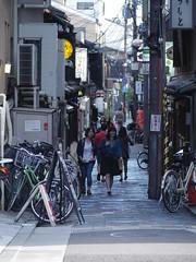 Kyoto Kiyamachi (matsuyuki) Tags: kyoto kiyamachi