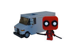 Chimichangas Anyone? (Grantmasters) Tags: truck lego marvel funko moc deadpool chimichangas