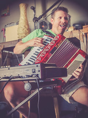 20160612-P6120828 (nudiehead) Tags: musician irish olympus accordian irishmusic bandpractice accordianplayer sacramentobands micro43 whiskeyandstitches olympusepl3
