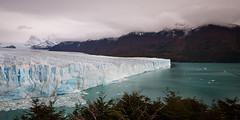 Little Boat, Massive Glacier (ckocur) Tags: patagonia ice southamerica argentina nationalpark glacier peritomoreno elcalafate icefield southernpatagonia