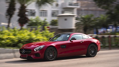 Mercedes-AMG GT (Benny_chin) Tags: red italy sport speed dark for bay design eyes nikon aluminum power bright top performance engine fast gear hong kong your only d750 production pan mm gt carbon nikkor fiber panning improved lamborghini luxury supercar murcielago v12  pirelli maximum innovative aerodynamics  mercedesamg    pzeros