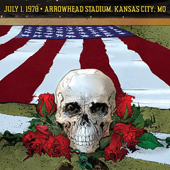 Grateful Dead - July 1978: The Complete Recordings (Kansas City 7/1) (Caine Schneider) Tags: red dead rocks july grateful 1978