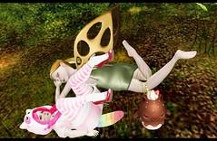 LOTD 448 (Hyzura) Tags: pink cute sl pjs kawaii plastik sweetthing mishmish vco fawnsdemise