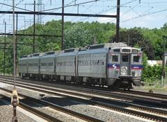 SEPTA Trenton Line train 733 (R36 Coach) Tags: amtrak septa regionalrail trentonline silverlineriv
