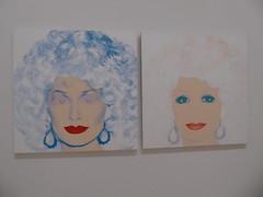Andy Warhol - Dolly Parton (c_nilsen) Tags: sanfrancisco california portrait art museum digital sfmoma silkscreen andywarhol digitalphoto dollyparton sanfranciscomuseumofmodernart