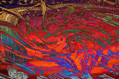 intricate roads (mariola aga) Tags: chicago willistower 103 floor view city highway streets bridges cars buildings intricateroads abstract art