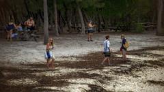 Fort Zachary Taylor Beach [Key West] (emptyseas) Tags: ocean sea usa sun west beach water sunshine landscape coast boat seaside nikon key ship florida fort outdoor atlantic shore taylor zachary d800 emptyseas