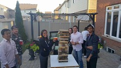 The team at Infinite Group had a blast during our last BBQ! #InfiniteGroup #TeamBonding (infinitegroup) Tags: ca ontario canada burlington marketing jobs events group infinite reviews promotions careers ig