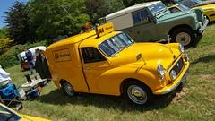MORRIS MINOR AA VAN. (suki5150) Tags: england classic ford austin buick jaguar morrisminor audi landrover classiccars carshow alvis rootes claremontfarmcars fordcorsair1966