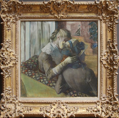Edgar Degas - At the Milliner's 1881 (ahisgett) Tags: new york art museum met metropolitian