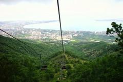 # # # # #june #summer #sea #forest #green (clausinna) Tags: sea summer green june forest