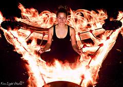 LyndaMeditate (Fire Light Photos) Tags: longexposure nightphotography lightpainting canon newcastle fire nighttime lighttrails meditation firetrails firepainting newcastleaustralia