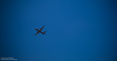 Aeroplane in the blue sky (IamMinhaj) Tags: sea sky beach water landscape sand tour outdoor bangladesh bayofbengal coxsbazar longestbeach