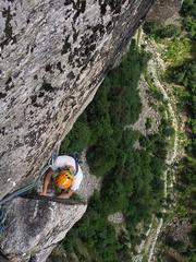P7031936 (diegobracco) Tags: gianluca arrampicata bourcet multipitch urlodimunch