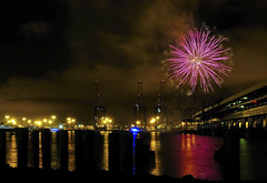 The Port of Los Angeles Presents Cars and Stripes Forever (Fireworks) San Pedro, Ca. USA July 1st 2016 03 (JCD Images) Tags: california usa losangeles fireworks 4th july southbay sanpedro 2016 portoflosangeles 4thofjulyweekend carsandstripesforever