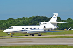 dessault Falcon (JHall1091) Tags: white private jet business falcon trijet dessault