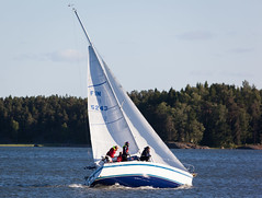 Adastra (Antti Tassberg) Tags: sea cup race espoo suomi boat sailing yacht regatta adastra meri kes vene sailingboat whc westhouse purjevene purjehdus mellsten haukilahti