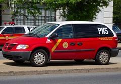 PFD PN 5 (Aaron Mott) Tags: philadelphiafire pfd philadelphia philly phillyfire phiadelphiafire philadelphiafirefiretruck pfdfiretruck firetruckpfd firetruck fire firedept firedepartment fireapparatus dodge caravan fireprevention prevention