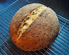 Soy and flaxseed loaf (Blake Gumprecht) Tags: bread homemade soymilk flaxseed