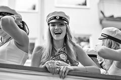 Kia (jarnasen) Tags: portrait bw copyright girl monochrome mono student nikon sweden swedish sverige graduate linkping studenten svartvit katedralskolan nikon50mmf18 d810 studentflak jarnasen jrnsen